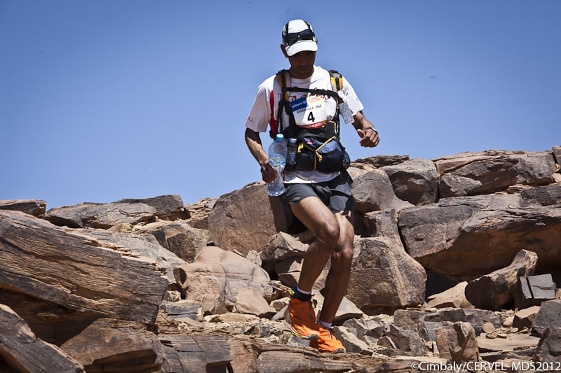 2012 MdS Stage 1 - Rachid El Morabity