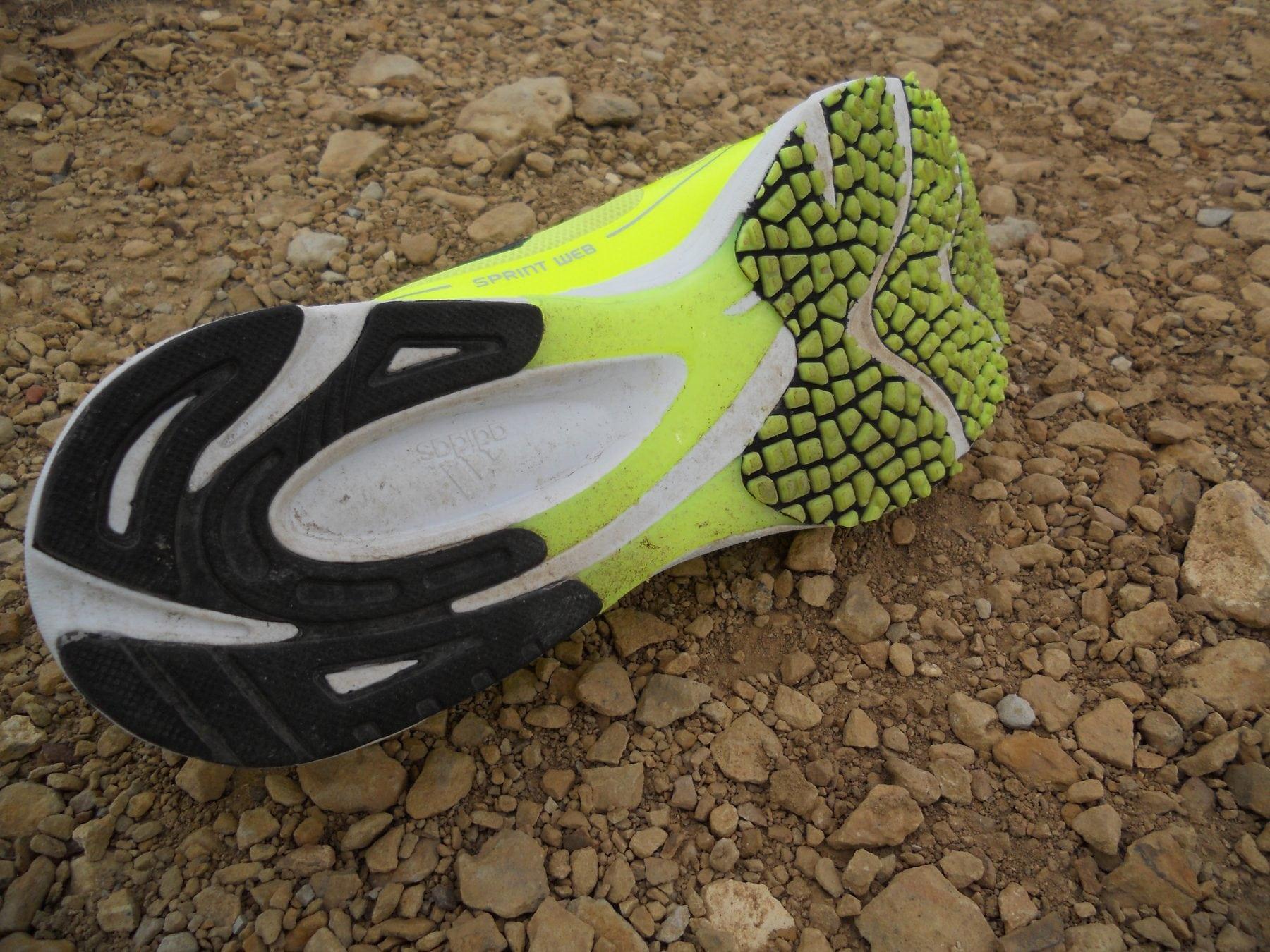 Adidas Hagio outsole