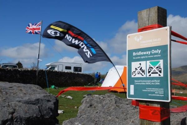 Ribblehead 2012 Three Peaks Race