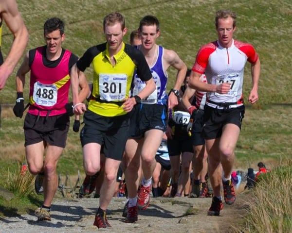 Joe Symonds 2012 Three Peaks Race