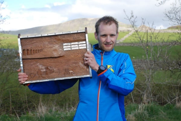 Joe Symonds win 2012 Three Peaks Race