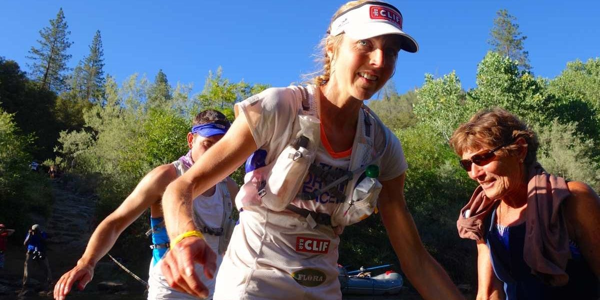 2014 Western States 100 - Stephanie Howe