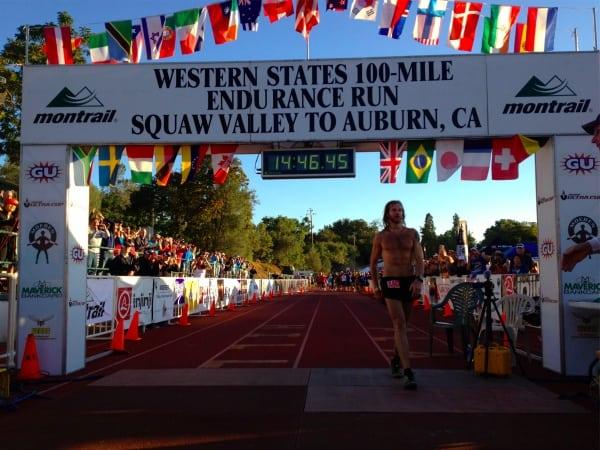 Timothy Olson - 2012 Western States 100 Champ
