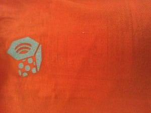 Mountain Hardwear Way2Cool Tank - fabric