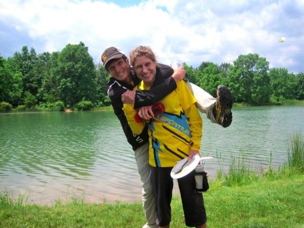 Jason and Alison Bryant - Rothrock 2012