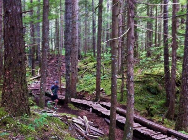 Squamish 50 - Powerhouse Plunge