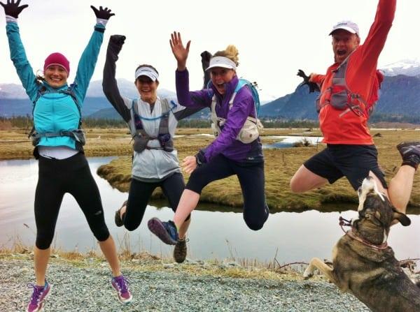 Arc'teryx Squamish 50 excitement