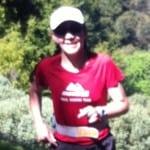 Joelle Vaught 2012 Lake Sonoma 50 Mile