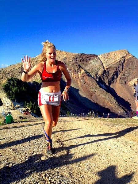 Anna Frost - 2012 Speedgoat 50k