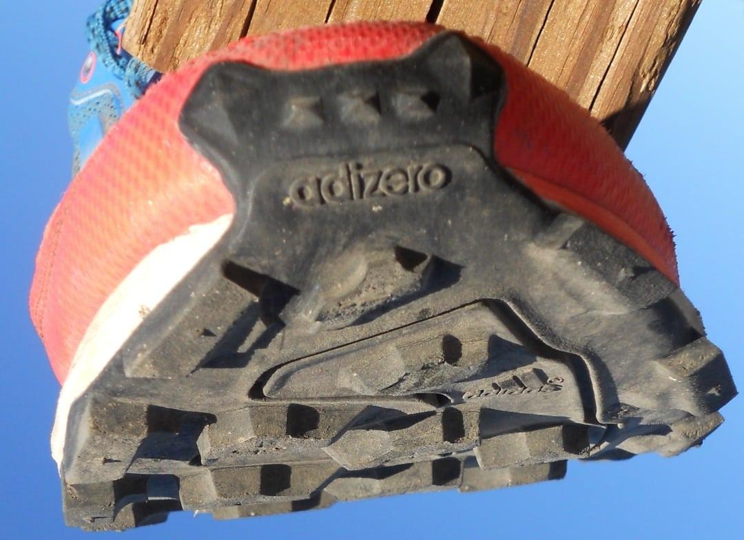Adidas Adizero XT 4 - outsole