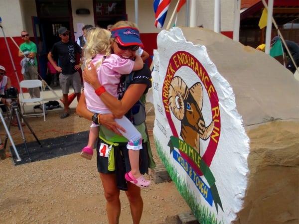 Darcy Africa and Sophia - 2012 Hardrock 100