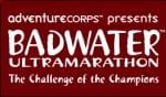 Badwater Ultramarathon logo