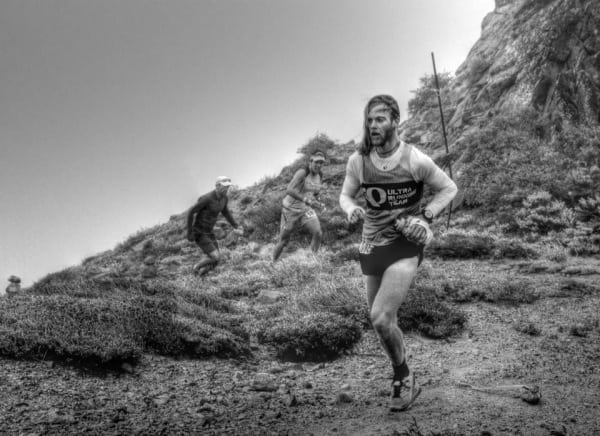 Timothy Olson - 2012 Western States 100 - Out of the Fog