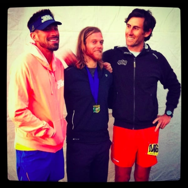 Timothy Olson - 2012 Western States 100 - Pacers