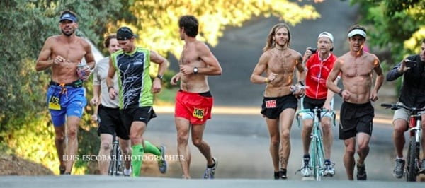 Timothy Olson - 2012 Western States 100 - Road to the Finish