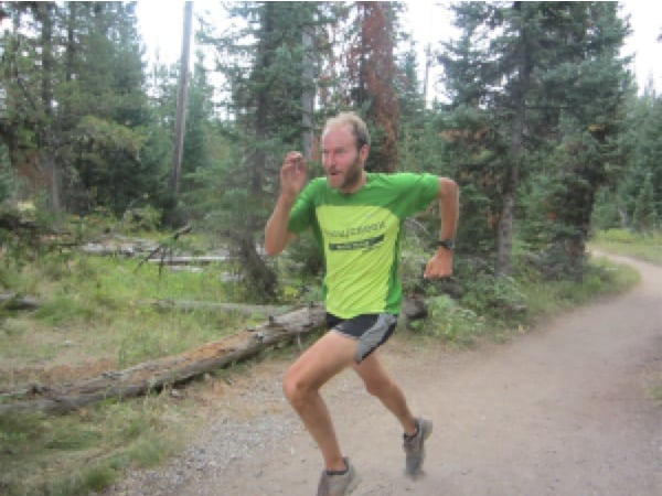 Andy Anderson - Grand Teton FKT
