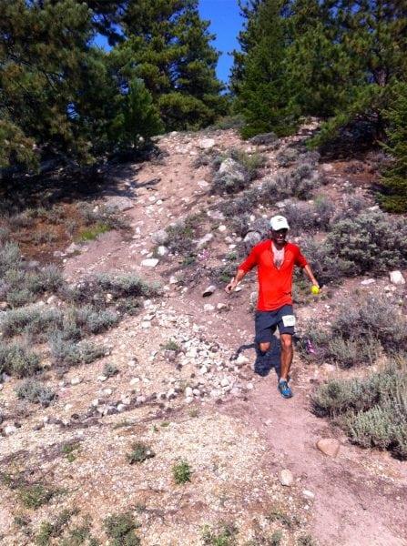 Zeke Tiernan - 2012 Leadville 100 - Twin Lakes 1