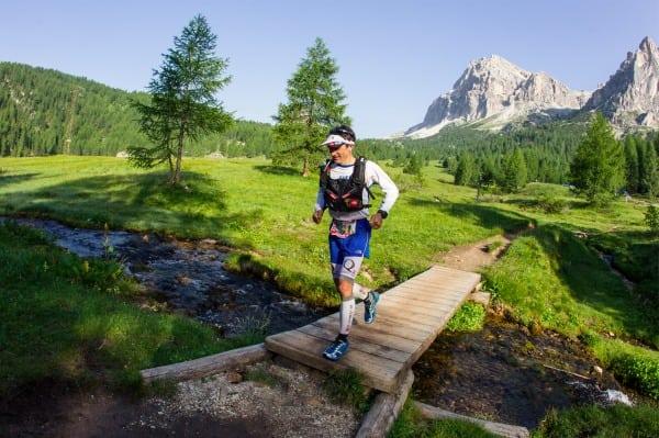 Sebastien Chaigneau - 2012 TNF Lavaredo Ultra Trail