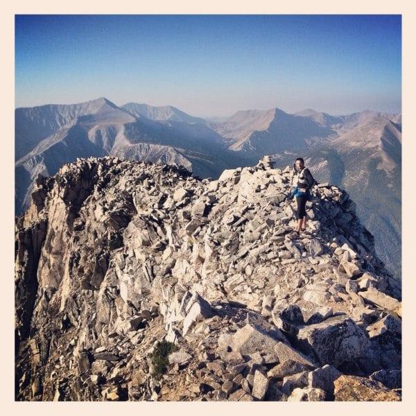 Mount Princeton Ridge - Nolans 14 - Jared Campbell
