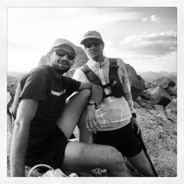 Mount Shavano - Nolans 14 - Jared Campbell - Matt Hart