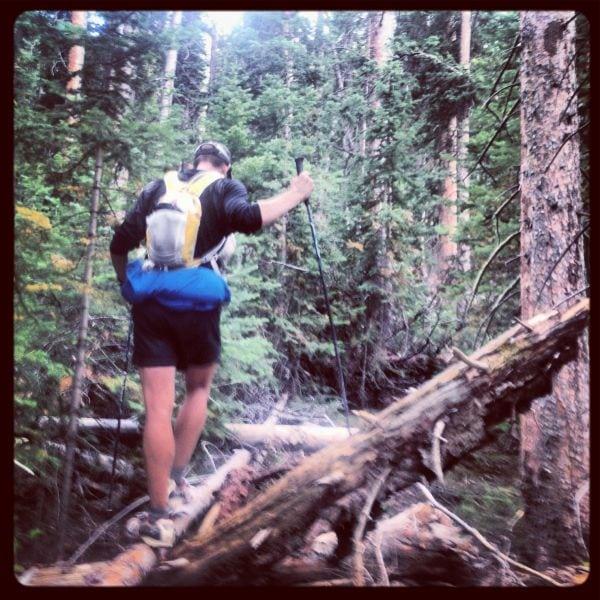 Mount Yale Bushwhack - Nolans 14 - Jared Campbell