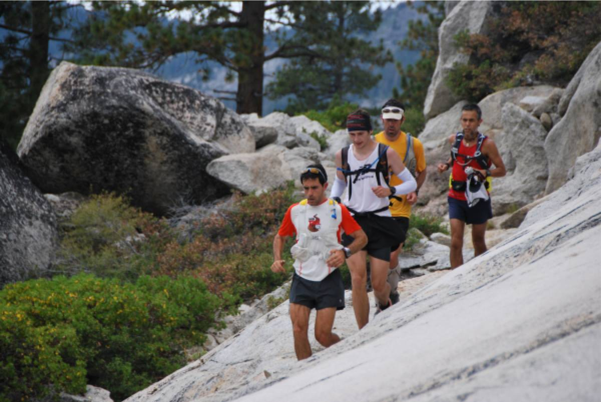Echo Lake - Tahoe Rim Trail 2012