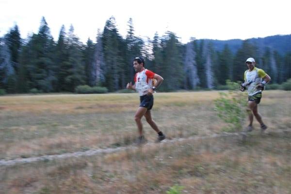Gary Gellin, Adam Hewey Tahoe Rim Trail 2012