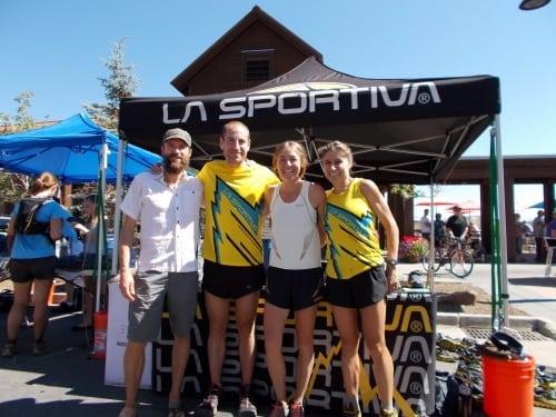 2012 La Sportiva Mountain Cup results - Rob Krar - Ryan Woods - Megan Kimmel - Alison Bryant