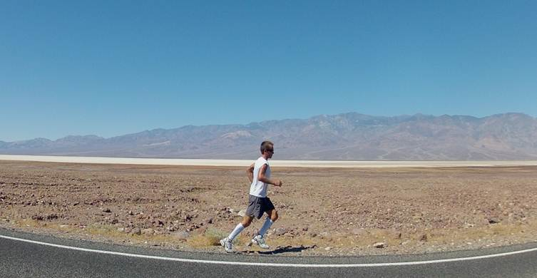 2012 Badwater - Mike Morton