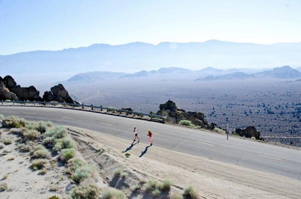 Mike Morton - 2012 Badwater Ultramarathon