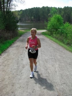 Maria Shields - 2012 Umstead 100