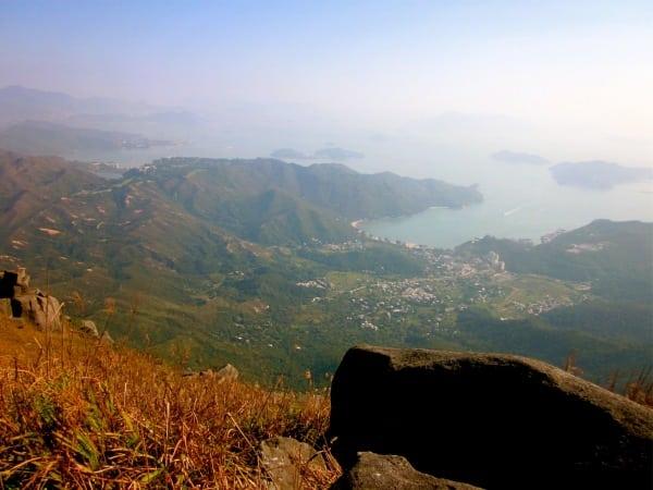 The View on Lantau - Hong Kong