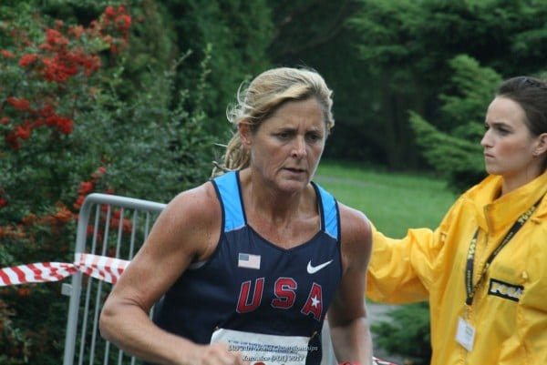 Connie Gardner - 24 Hour American Record