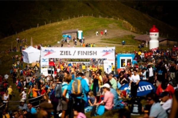 2012 Jungfrau Marathon finish