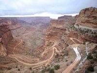 Trail Running In And Around Moab, Utah