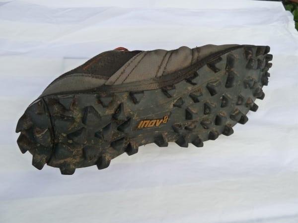 Inov-8 Mudclaw sole