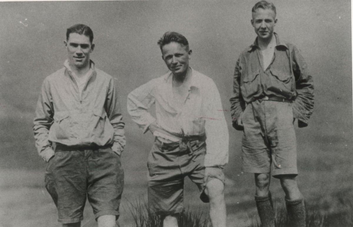 Bob Graham - Dunmail Raise - 1932 Round