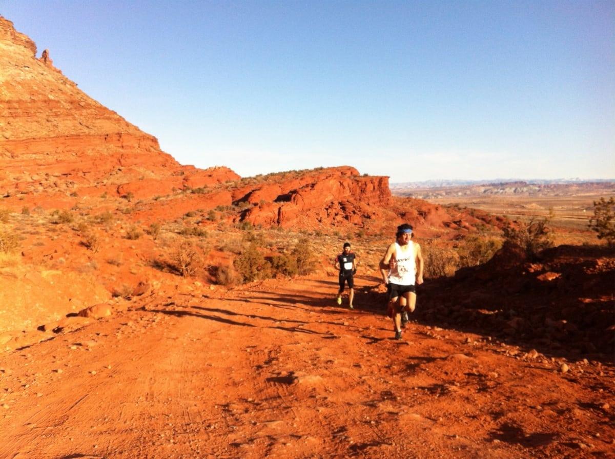 Start 2012 Red Hot Moab 55k