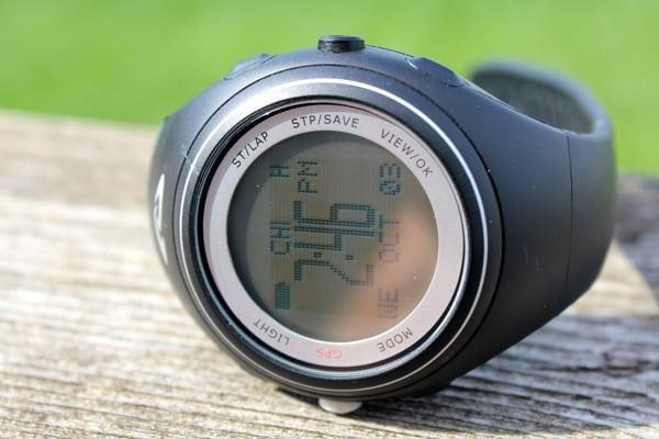Highgear XT7 ALTI-GPS - face