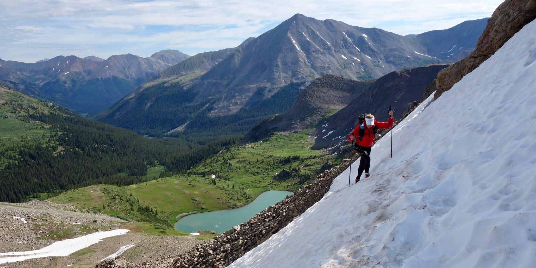 Marissa Harris - Lake Ann and Continental Divide Trail