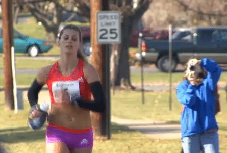 Emily Harrison - 2012 JFK 50 Mile