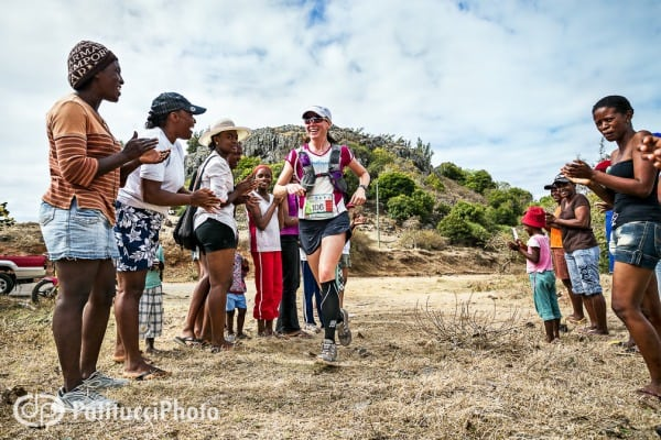 Meghan Hicks - Trail de Rodrigues - crowd ladies