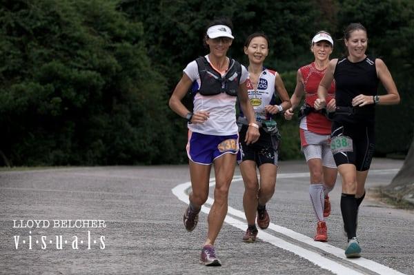 Blister Sisters - 2012 Oxfam Trailwalker Hong Kong