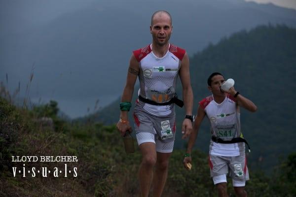 Jeremy Ritchey - 2012 Oxfam Trailwalker