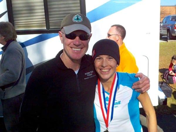 Ellie Greenwood - 2012 JFK 50 Mile course record