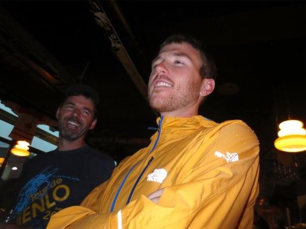 Mike Foote - Chamonix 2012