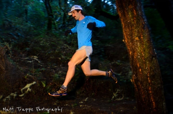 Dominic Grossman - running