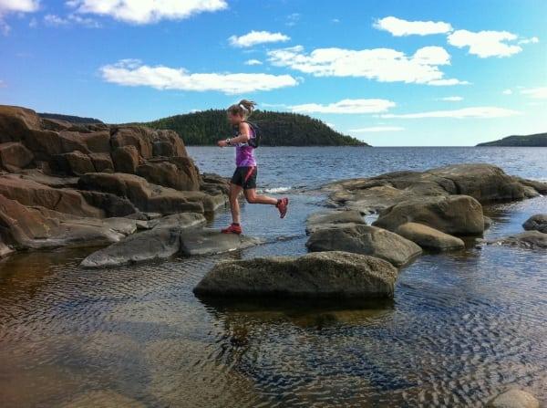 Emelie Forsberg - High Coast - shore