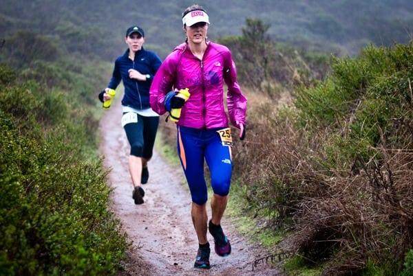 Stephanie Howe - 2012 TNF EC 50 Mile