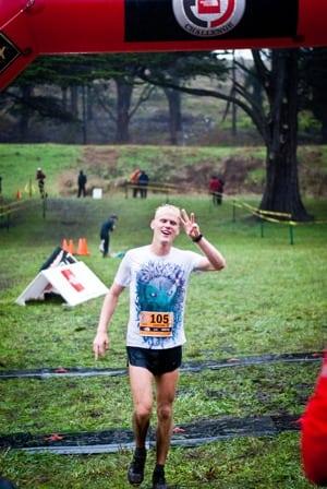 Cameron Clayton - 2012 TNF 50 Mile